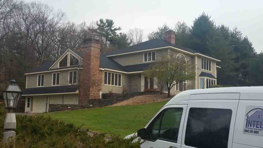 Home Inspected in Simsbury, CT